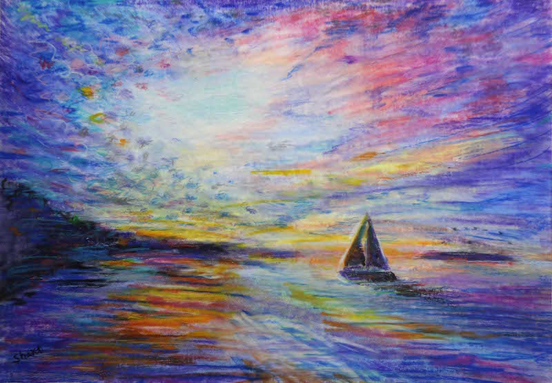 sailing vaca key, shakti sarkin