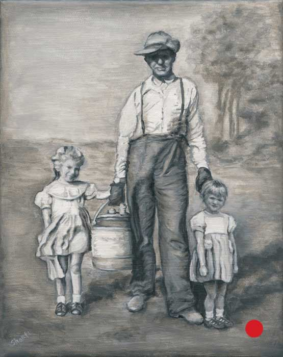FATHER AND DAUGHTERS
